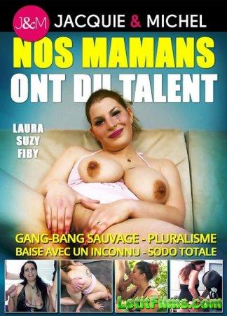 Скачать Nos mamans ont du talent / У наших мам есть талант (2019)