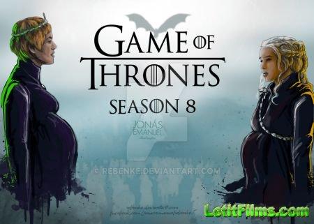 Скачать Игра престолов (8 сезон) / Game of Thrones 8 [2019]