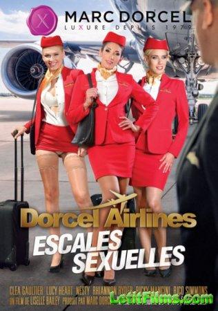 Скачать Dorcel Airlines - escales sexuelles / Sexual Stopovers [2019]