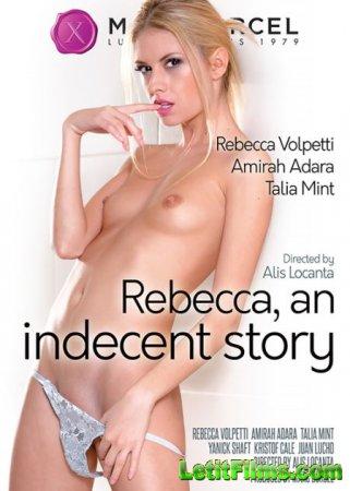 Скачать Rebecca an indecent story / Ребекка неприличная история (2019)