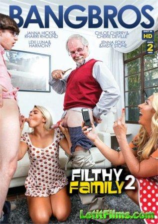 Скачать Filthy Family 2 / Развратная семейка 2 [2019]