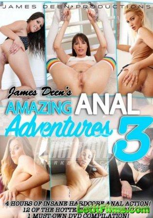 Скачать James Deens Amazing Anal Adventures 3 / Удивительные Анальные Прикл ...