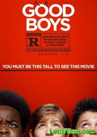 Скачать фильм Хорошие мальчики / Good Boys (2019)