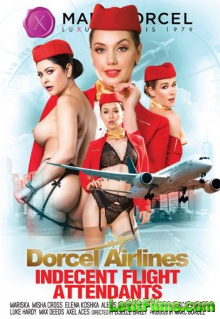Скачать Dorcel Airlines - Indecent flight attendants [2019]