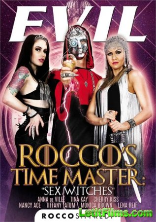 Скачать Rocco's Time Master: Sex Witches / Рокко Время Секса Для Ведьм [2019]