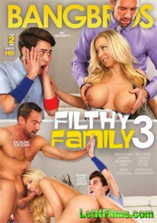 Скачать Filthy Family 3 / Развратная семейка 3 [2019]