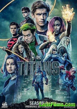 Скачать Титаны (2 сезон) / Titans [2019]