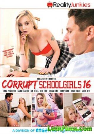 Скачать Corrupt Schoolgirls 16 / Развращенные Школьницы 16 [2019]