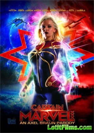 Скачать Captain Marvel XXX: An Axel Braun Parody / Капитан Марвел: XXX Пародия (2019)