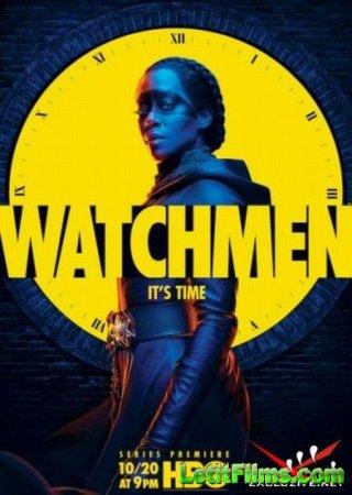 Скачать Хранители / Watchmen - 1 сезон (2019)