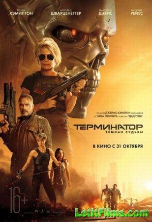 Скачать фильм Терминатор: Темные судьбы / Terminator: Dark Fate (2019)