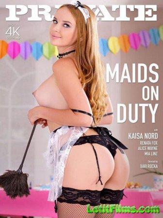 Скачать Private Specials: Maids on Duty / Горничные на дежурстве (2019)