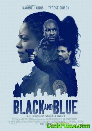 Скачать фильм Чёрный и синий / Black and Blue (2019)