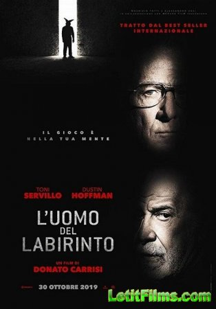 Скачать фильм Девушка в лабиринте / L'uomo del labirinto (2019)