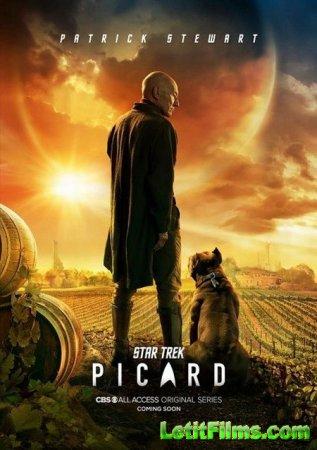 Скачать Звёздный путь: Пикар / Star Trek: Picard - 1 сезон (2020)