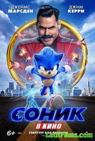 Скачать фильм Соник в кино / Sonic the Hedgehog (2020)