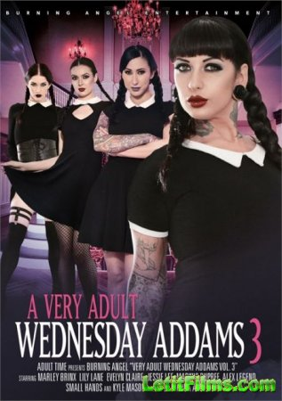 Скачать A Very Adult Wednesday Addams 3 / Очень Взрослая Wednesday Addams 3 ...