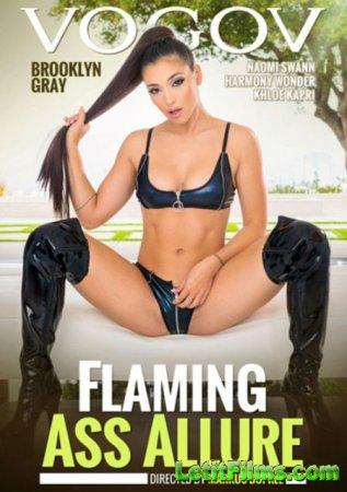 Скачать Flaming Ass Allure / Пылающая Очаровательная Задница (2020)
