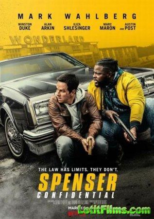 Скачать фильм Правосудие Спенсера / Spenser Confidential (2020)