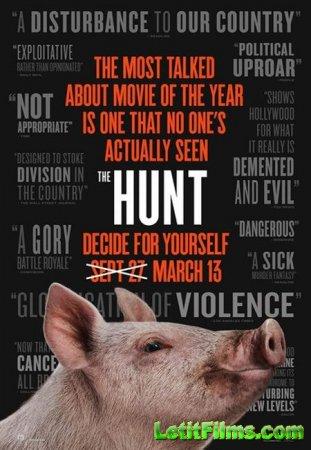 Скачать фильм Охота / The Hunt (2020)