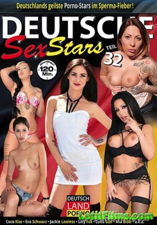 Скачать Deutsche Sex Stars 32 / Немецкие секс звезды 32 [2020]