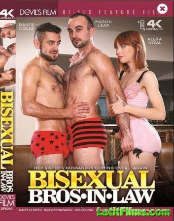 Скачать Bisexual Bros In Law / Би Братья По Закону (2020)