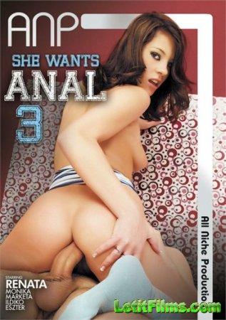 Скачать She Wants Anal 3 (2017)