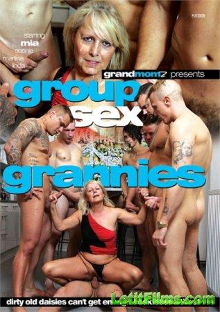 Скачать Group Sex Grannies / Групповые Секс-Грани (2019)