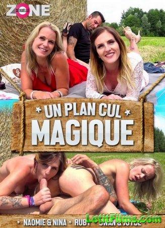 Скачать Un plan cul magique / Волшебные задницы (2020)
