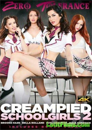 Скачать Creampied Schoolgirls 2 / Kонченные Школьницы 2 [2020]