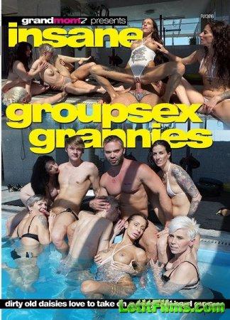 Скачать Insane Groupsex Grannies / Безумный групповой секс бабушек (2020)