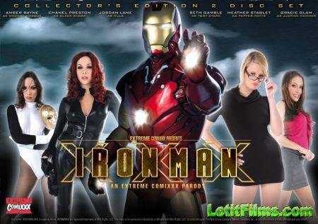 Скачать Iron Man XXX: An Extreme Comixxx Parody / Железный человек: XXX Пар ...