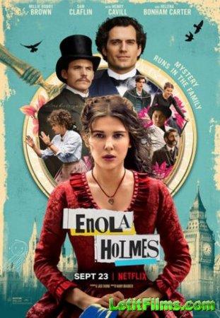Скачать фильм Энола Холмс / Enola Holmes (2020)