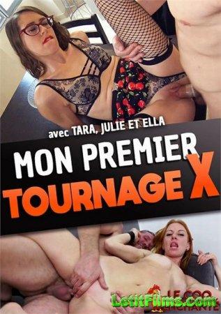 Скачать Mon premier tournage X / Моя первая съемка в порно (2020)