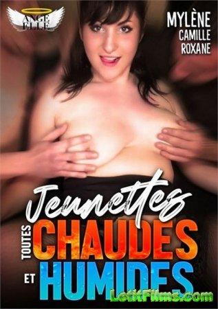 Скачать Jeunettes toutes chaudes et humides / Горячие и влажные молодые дев ...
