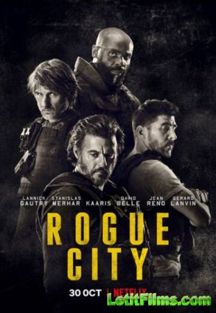 Скачать фильм Город мошенников / Rogue City (2020)